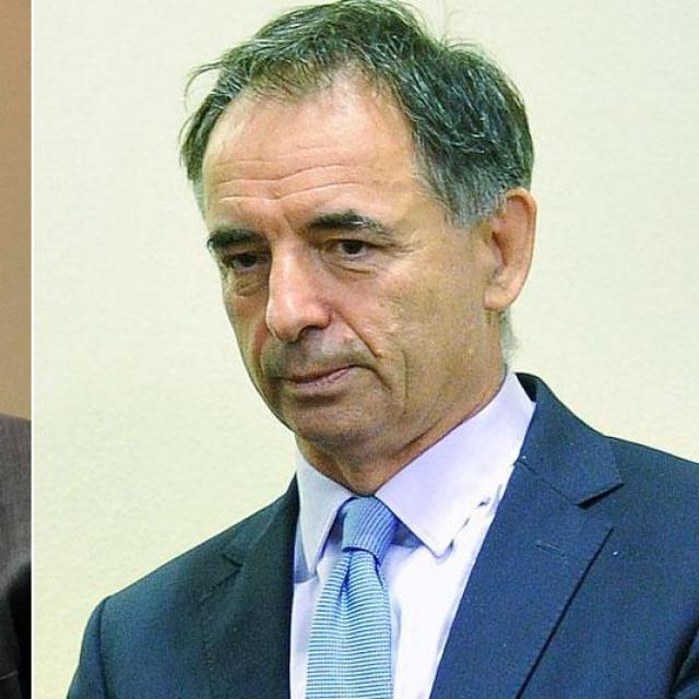 Ivica Dačić i Milorad Pupovac