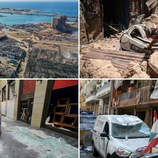 Prizori iz Bejruta
