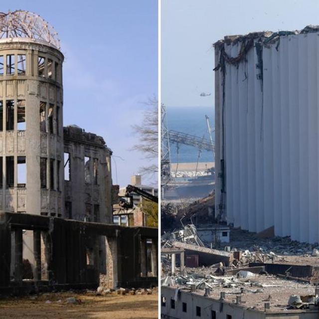 Hirošima i Bejrut