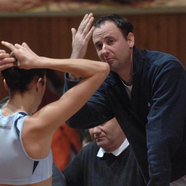 Bojan Marinović i Blanka Vlašić
