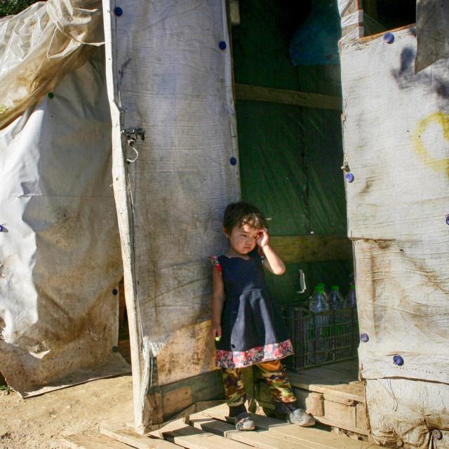 Izbjeglički kamp Moria na Lezbosu
