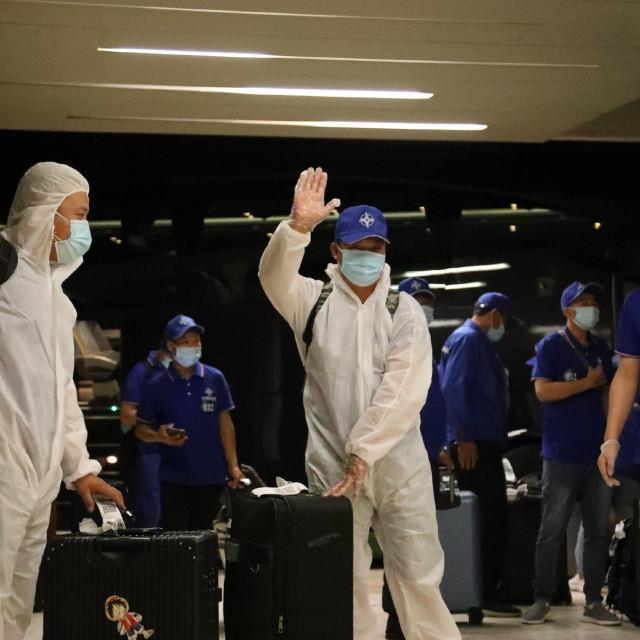150 kineskih radnika stiglo u Hrvatsku
