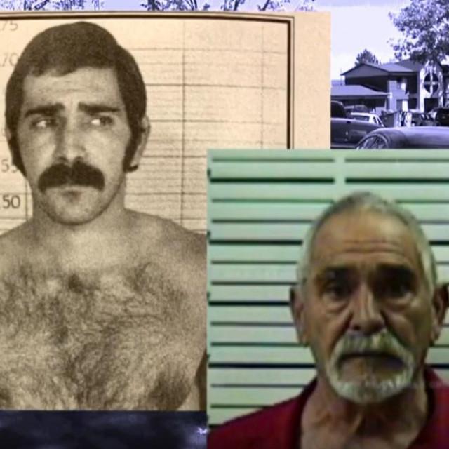 Luis Archuleta prije i poslije