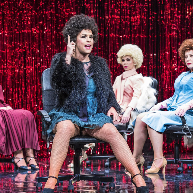 predstava 'Cabaret preko veze'