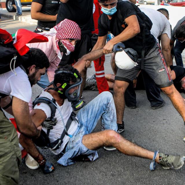 Prosvjedi u Bejrutu