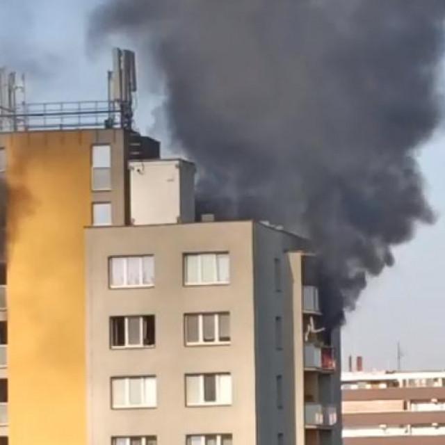 Požar u Češkoj