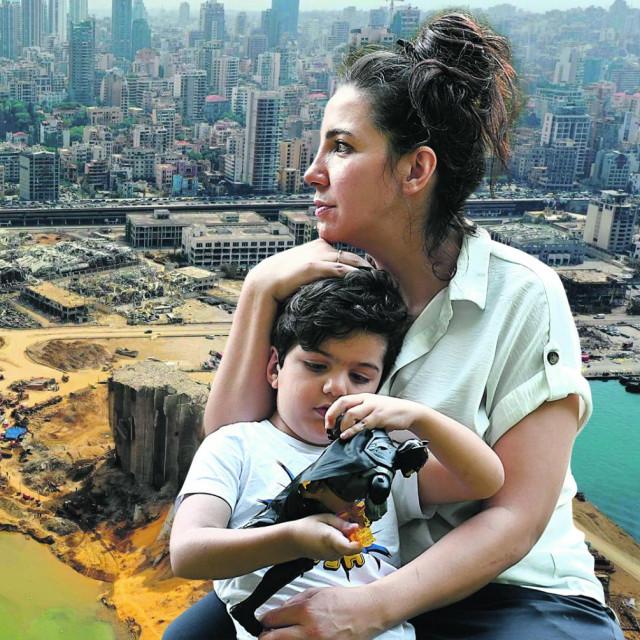 Farah Khalil sa sinom, Bejrut