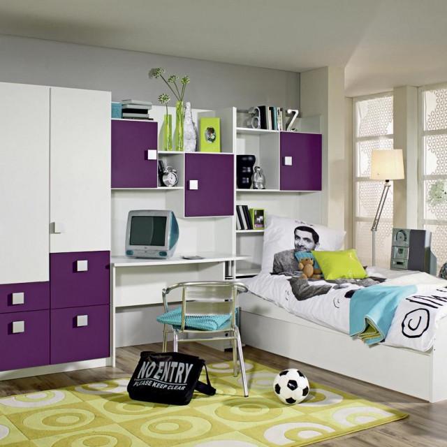 Lesnina soba za mlade