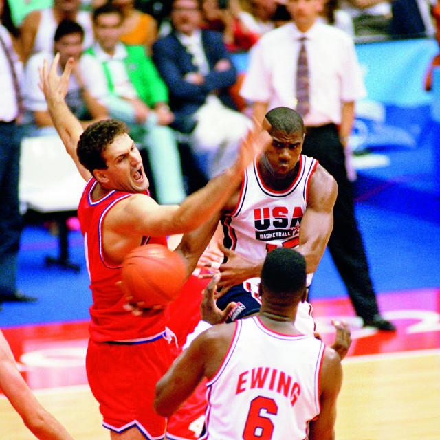 Olimpijsko finale 1992. iz Barcelone