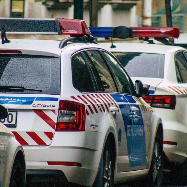 Mađarska policija, arhivska fotografija