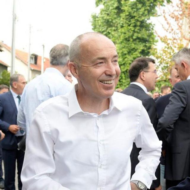 Damir Krstičević i Mario Banožić