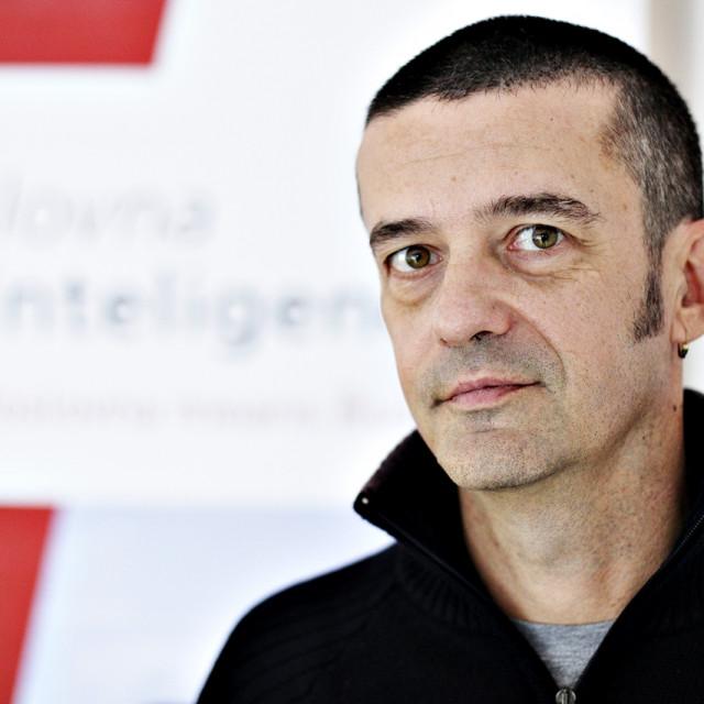 Dražen Oreščanin, predsjednik uprave tvrtke Poslovna inteligencija