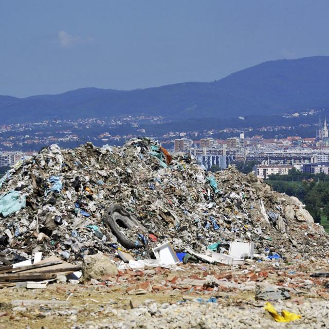 Odlagaliste otpada Prudinec u Jakuševcu