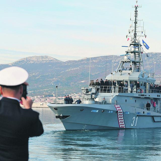 Obalni ophodni brod Hrvatske ratne mornarice
