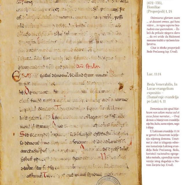 najstarija knjiga na području Crne Gore