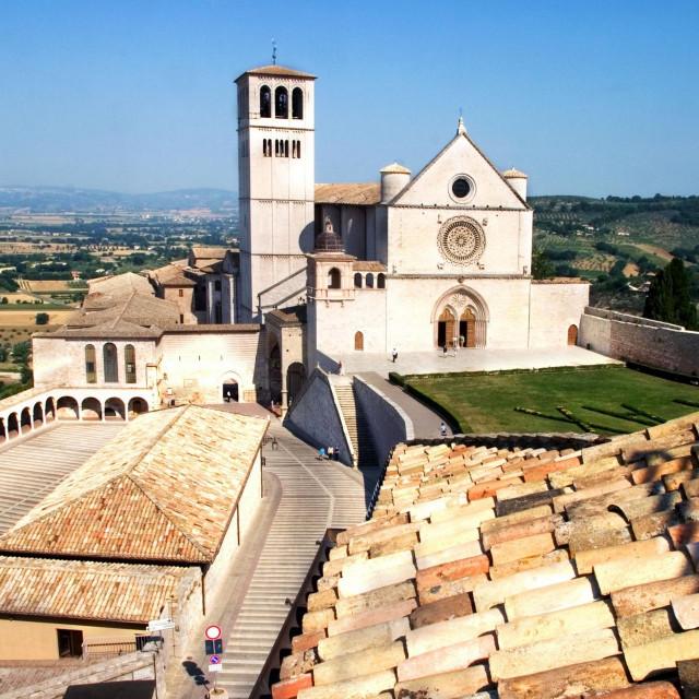 Bazilika sv. Franje u Asissiju
