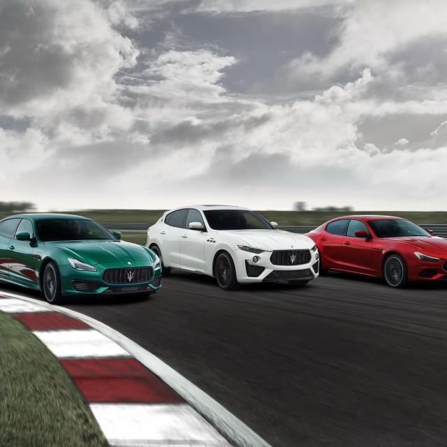 Maserati V8 modeli