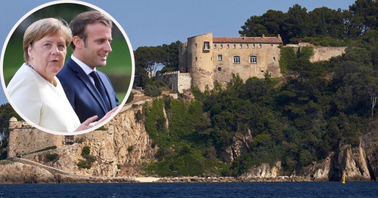MNOGO TEMA ZA RAZGOVOR: Merkel će posjetiti Macrona u drugoj polovici augusta u njegovoj rezidenciji na Mediteranu!
