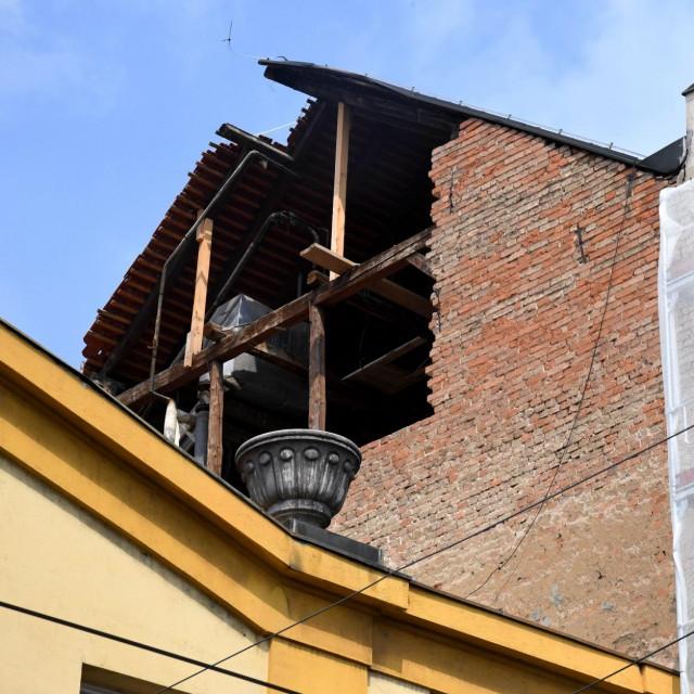 Obnova Hotelijersko-turističke škole u Zagrebu