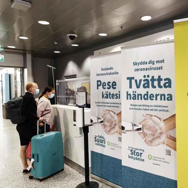 Zračna luka u Helsinkiju