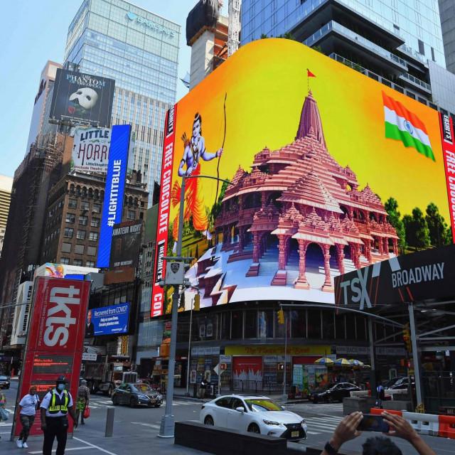 Times Square u New Yorku
