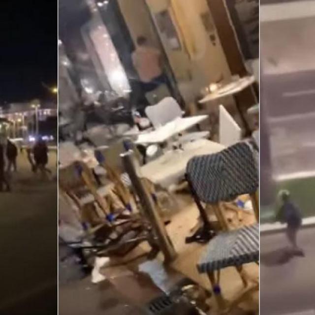 Kaos na ulicama Cannesa