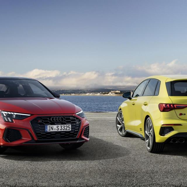 Audi S3 modeli