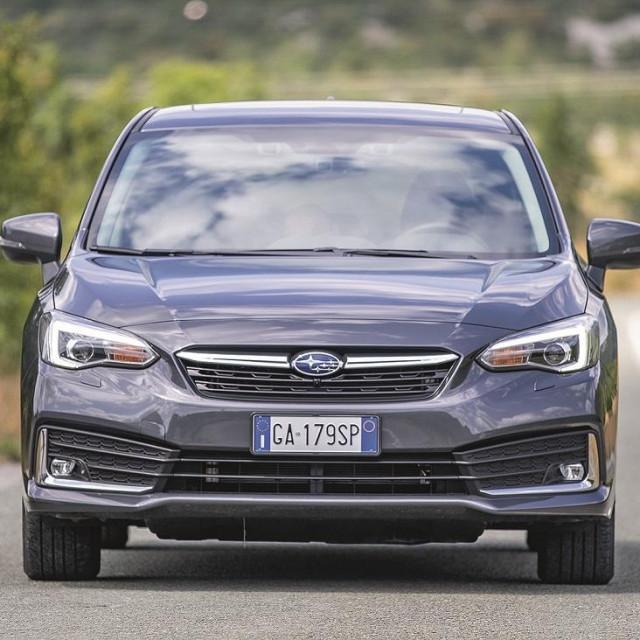 Subaru Impreza eBoxer