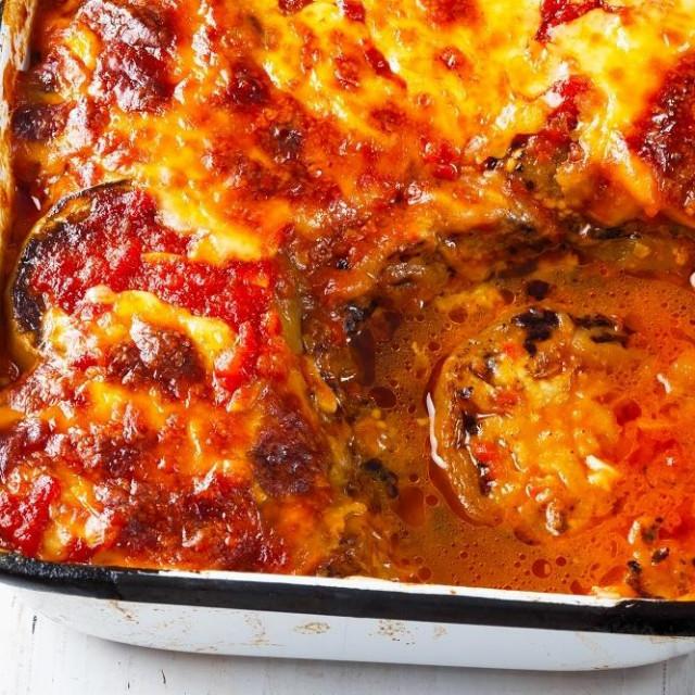 Parmigiana od patlidžana