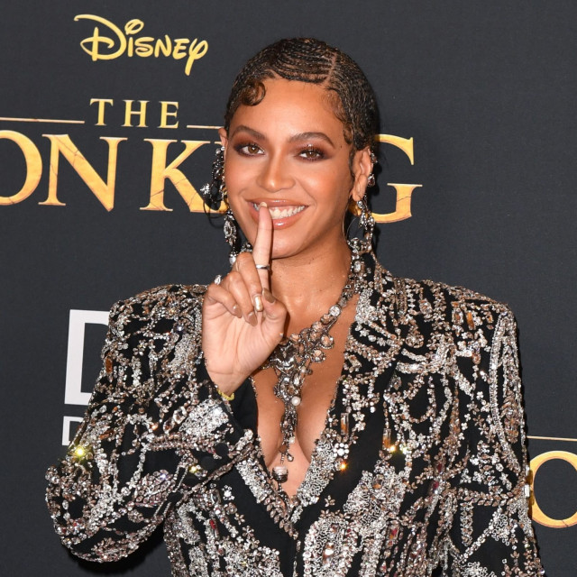 Beyonce na premijeri 'Kralja lavova'