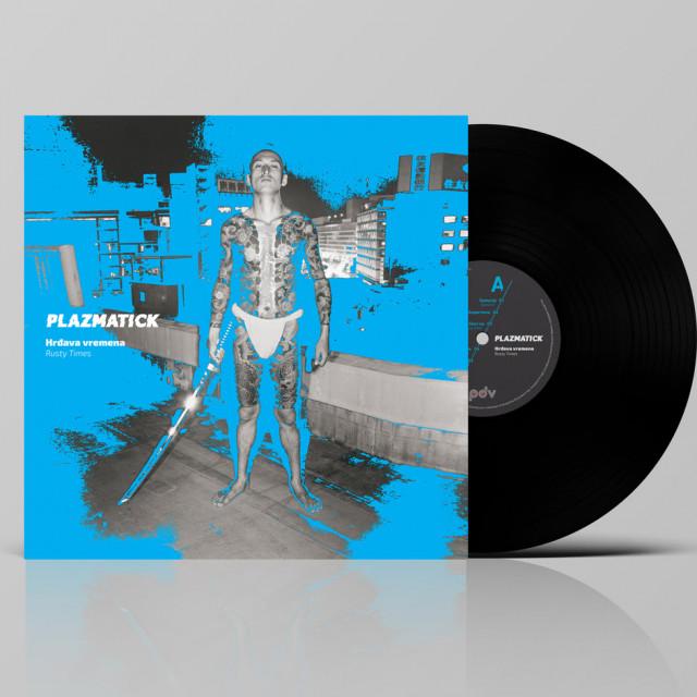 Album 'Hrđava vremena' Plazmaticka