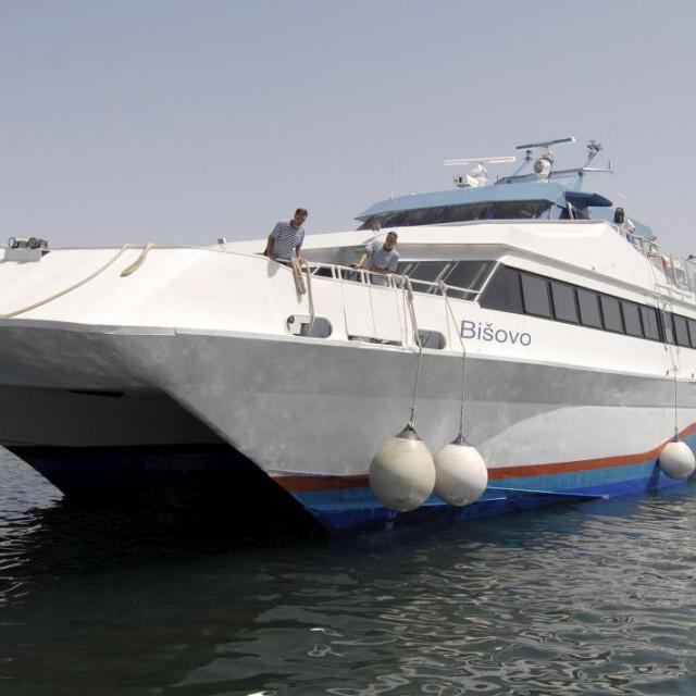 'Sve smo na vrijeme obavijestili, a putnici su dobili povrat novca i ostalih troškova', kaže Igor Lučić iz brodarske kompanije