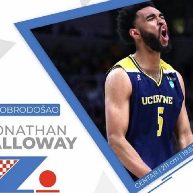Jonathan Galloway