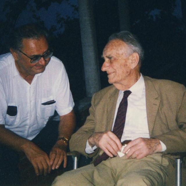 Nikola Petrović i Ranko Marinković, zaljubljenici u šah
