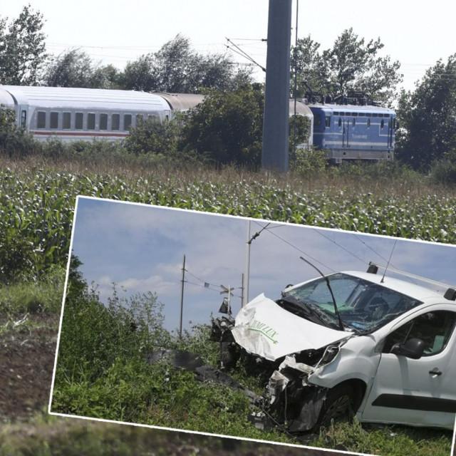 Nesreća u Novom Zagrebu