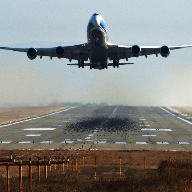 Boeing 747-400F cargo