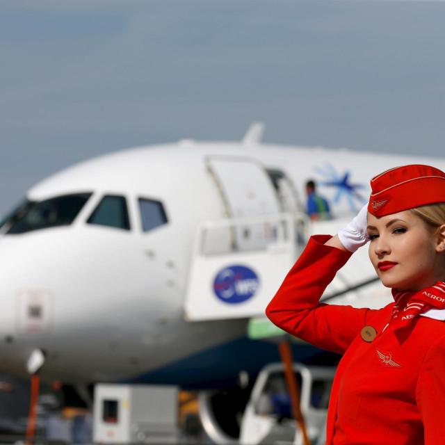 Stujardesa u Aeroflotu
