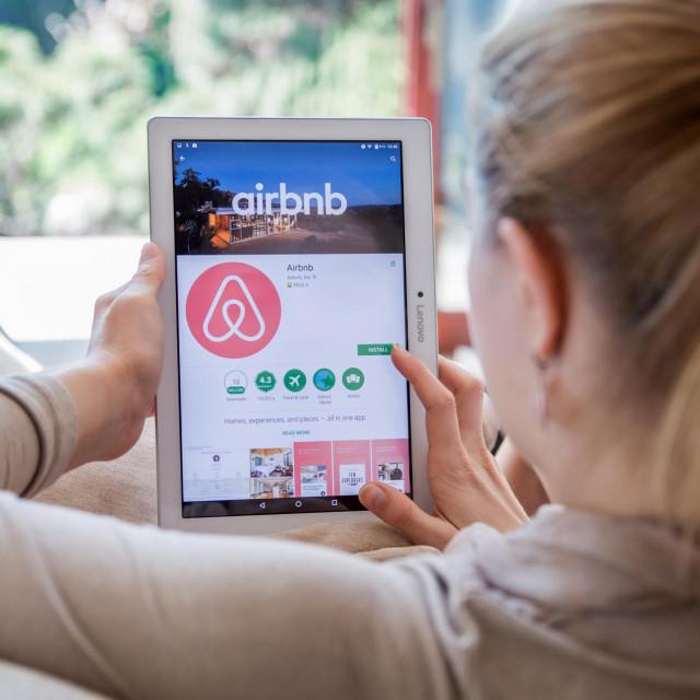 Airbnb najam
