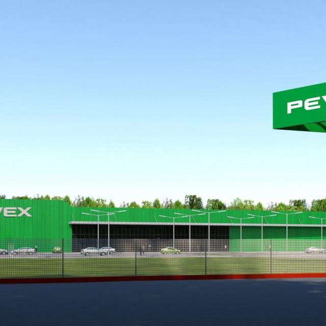 Pevex promo