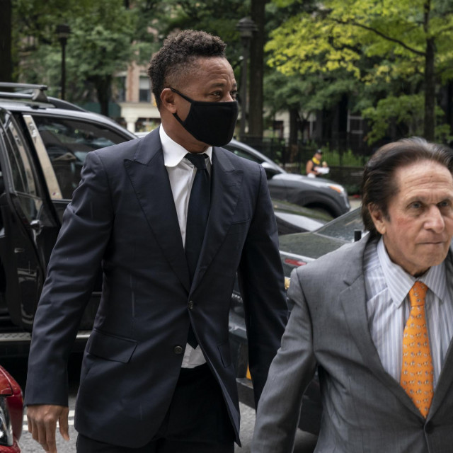 Cuba Gooding Jr. dolazi na sud na Manhattanu