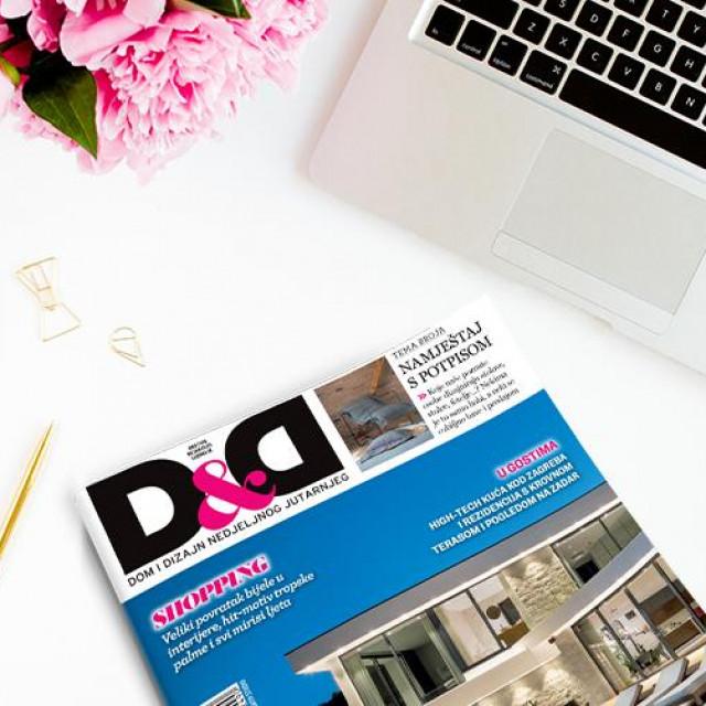 D&D naslovna