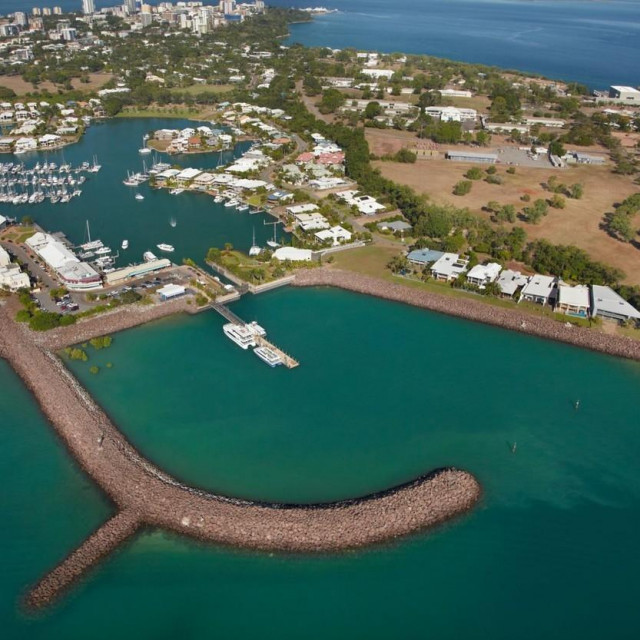 Cullen Bay, Darwin