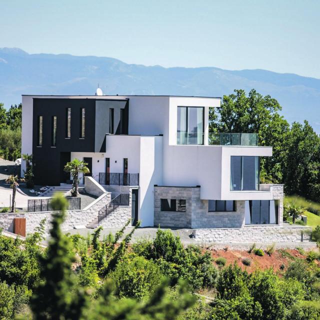 Villa u kojoj će se snimati show