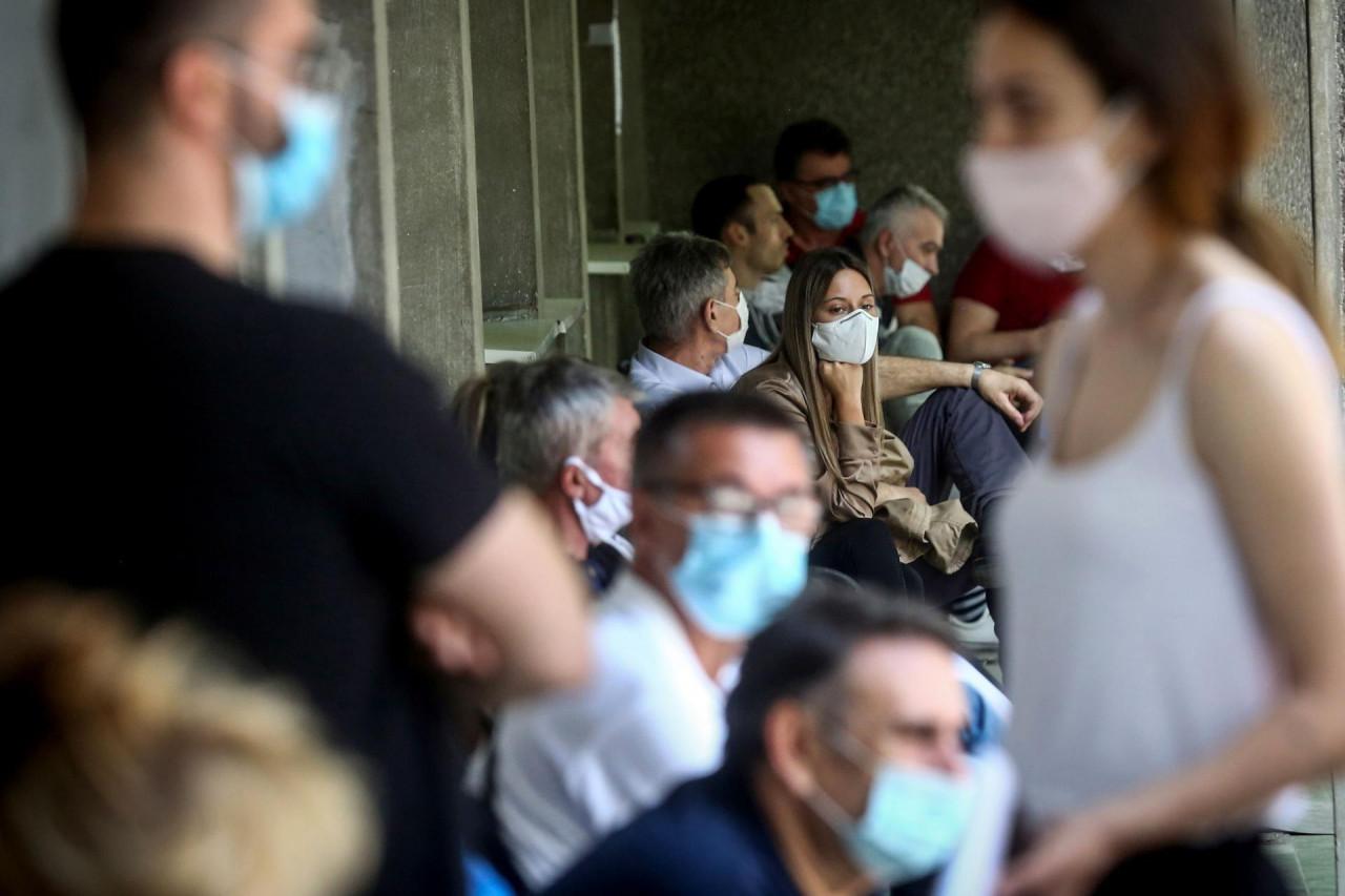 U BiH 211 novozaraženih, korona odnijela još pet života