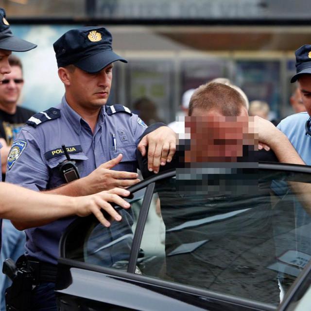 Uhićenje (arhiva)