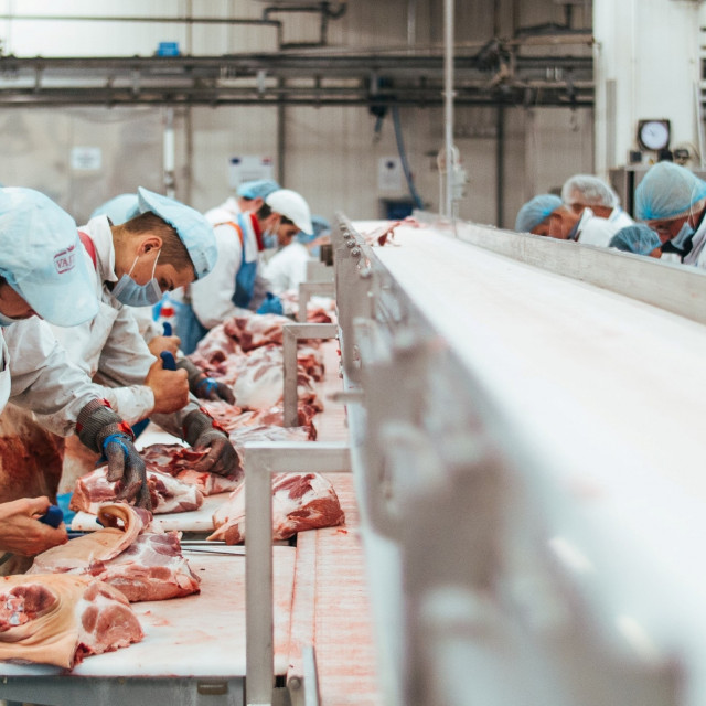 radnici u proizvodnji