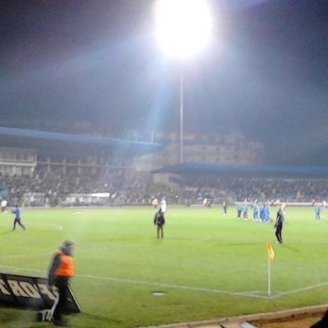 Ilustracija (Stadion FK Jagodina)