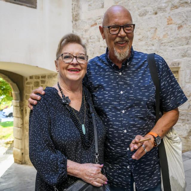 Zlatko Gall i Gabi Novak
