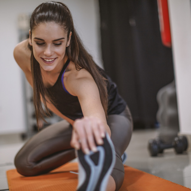 Vježbanje nije dovoljno