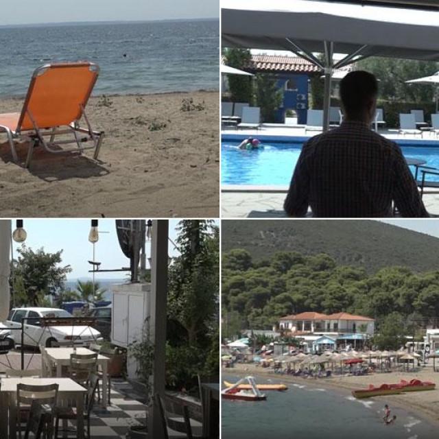 Pustoš u Grčkoj